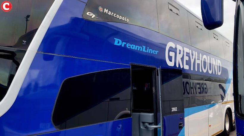 Greyhound driver share's concerns and frustrations on the company closing it's operations