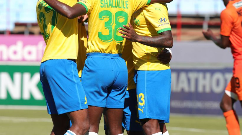 Mamelodi Sundowns on target for a multiple trophies