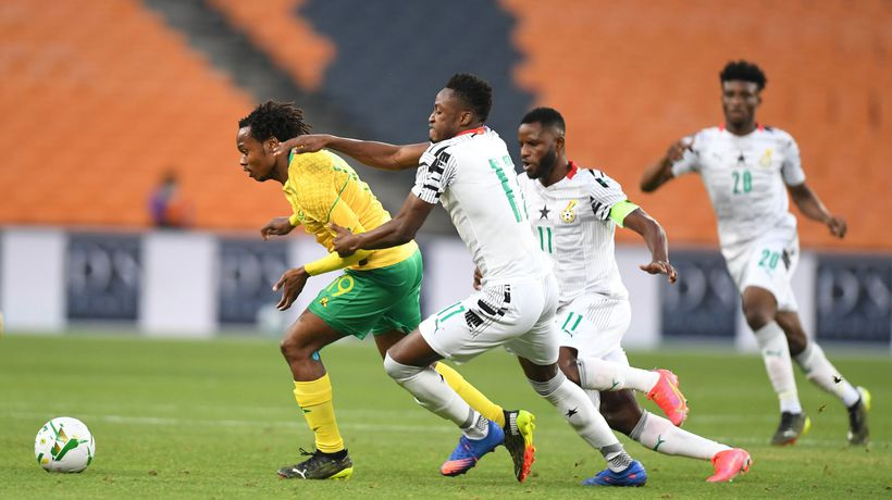 Bafana Bafana to face Sudan in AFCON qualifier