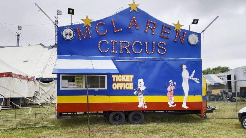 McClaren Circus operating during Level 1