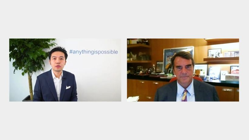 Anything Is Possible with Patrick Tsang featuring Tim Draper