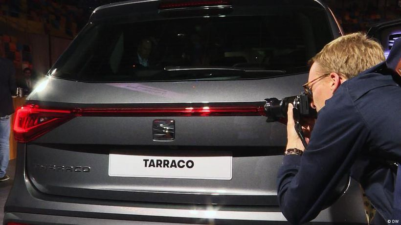 SEAT rolls out the Tarraco