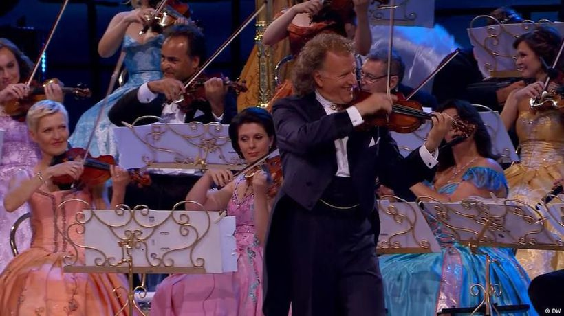 A visit to Andre Rieu in his castle