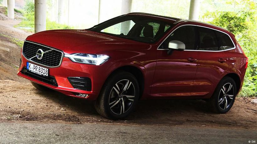 Solid performer: Volvo XC60
