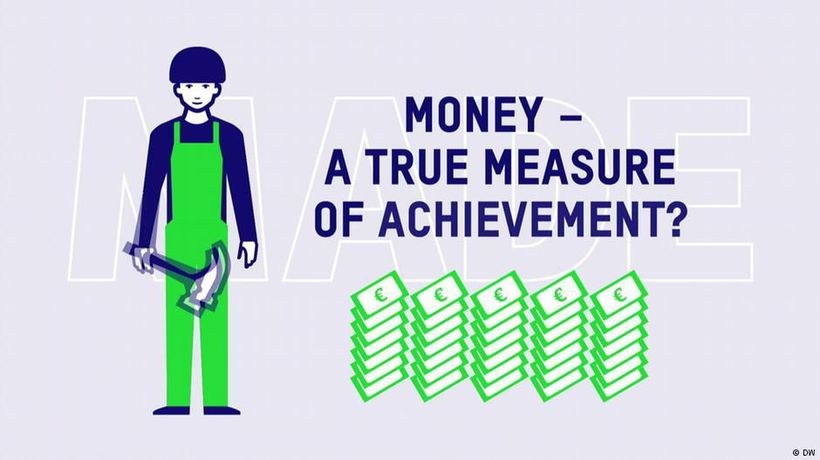 Money - a true measure of achievement?