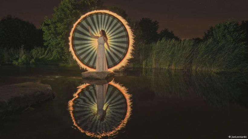 Spectacular long exposure photography