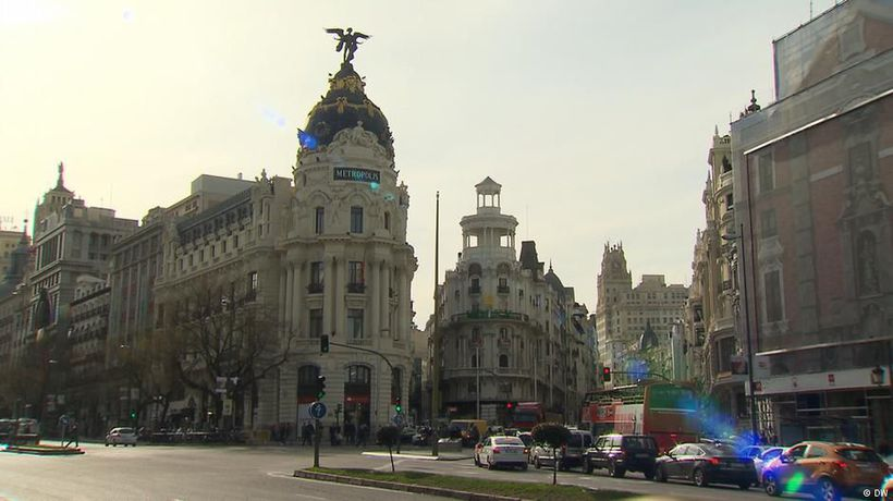 A travel blogger shows us Madrid