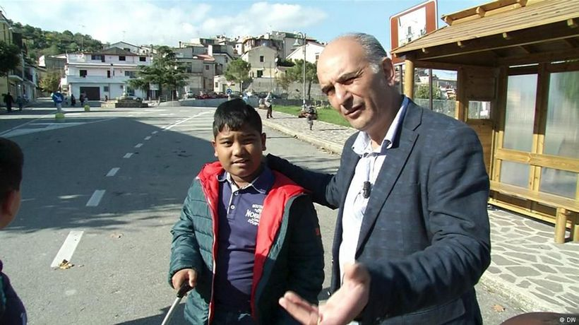 Integration at Stake for Italy's Villages