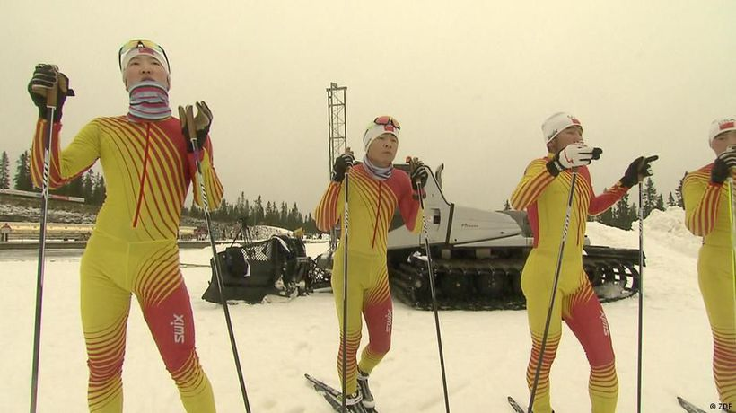 Winter Sports Tips for the Chinese