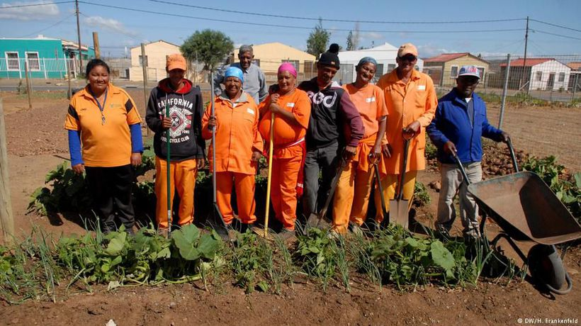 Fighting food waste in South Africa