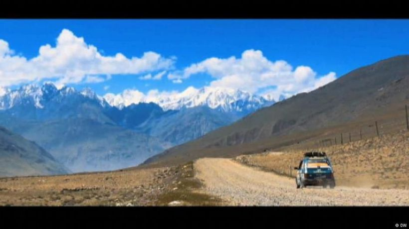 Road trip through Central Asia
