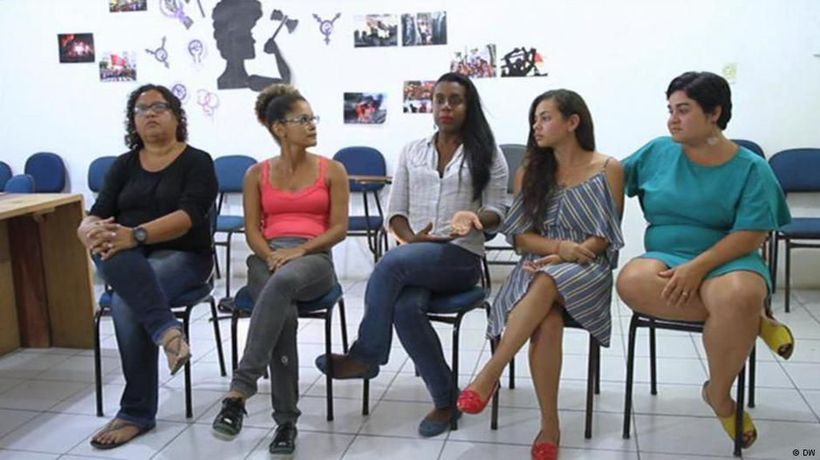 Brazil: Five women share one seat in parliament