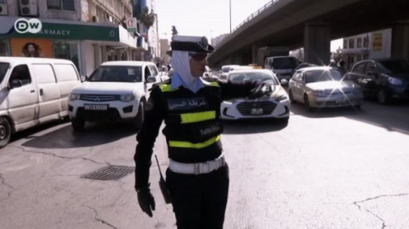 Jordan: Women find a career with police