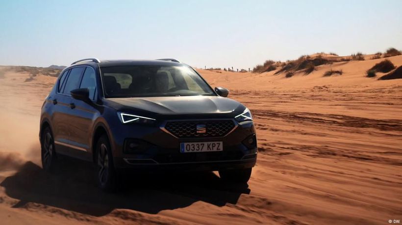 Off Road!: Seat Seat Tarraco