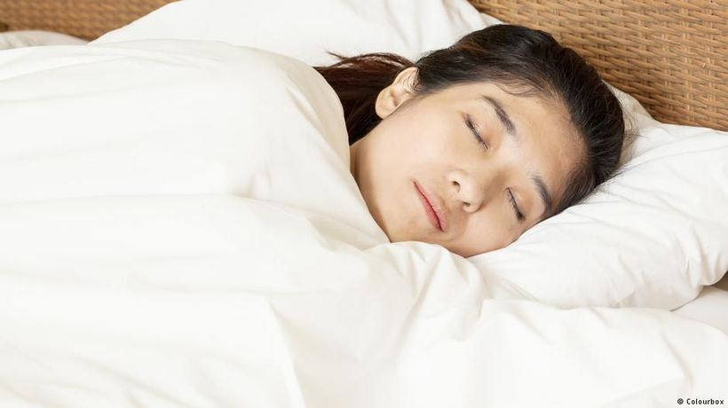 Are you getting sufficient sleep?