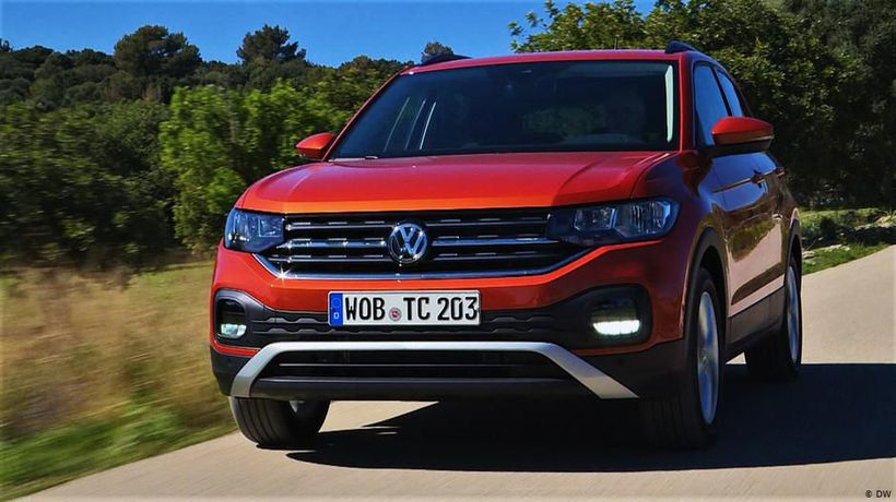 Daredevil: VW T-Cross