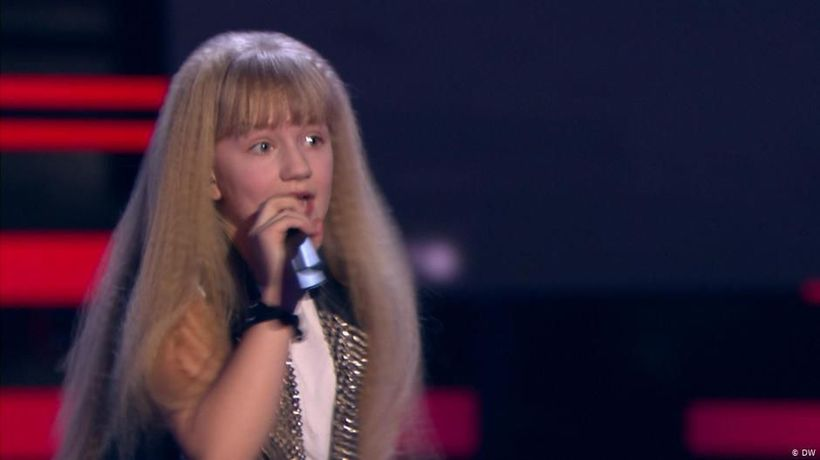 Dream of fame: Russia's youth talent shows