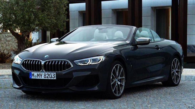 Dream car: BMW 8 Series convertible