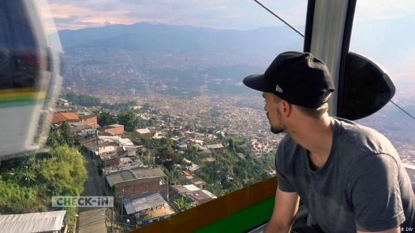 City trip to Medellin