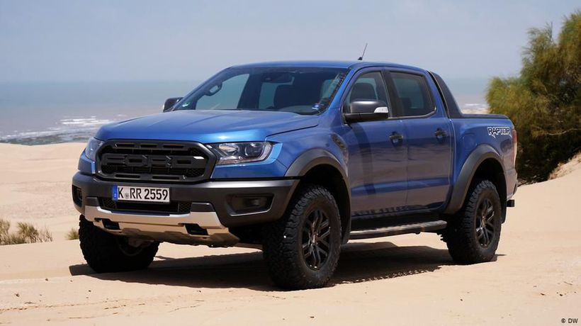 Rough and ready - Ford Ranger Raptor