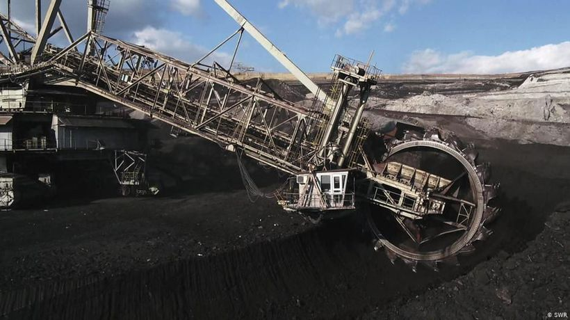 Greece: Fear in brown coal country