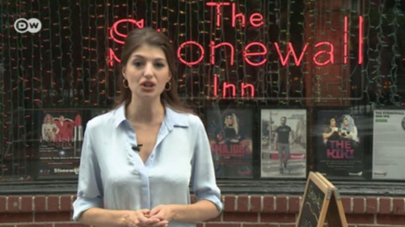 LGBT activists remember Stonewall riots
