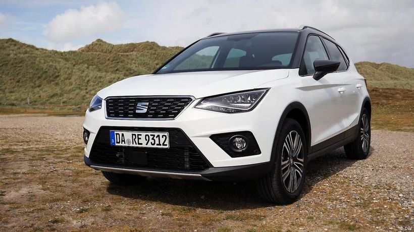 Gas-Powered: Seat Arona TGI