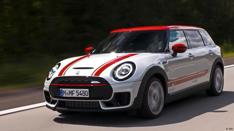Test it: Mini John Cooper Works Clubman