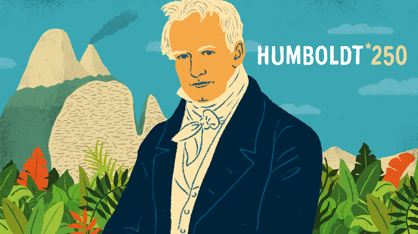 Alexander von Humboldt in America - Part 4