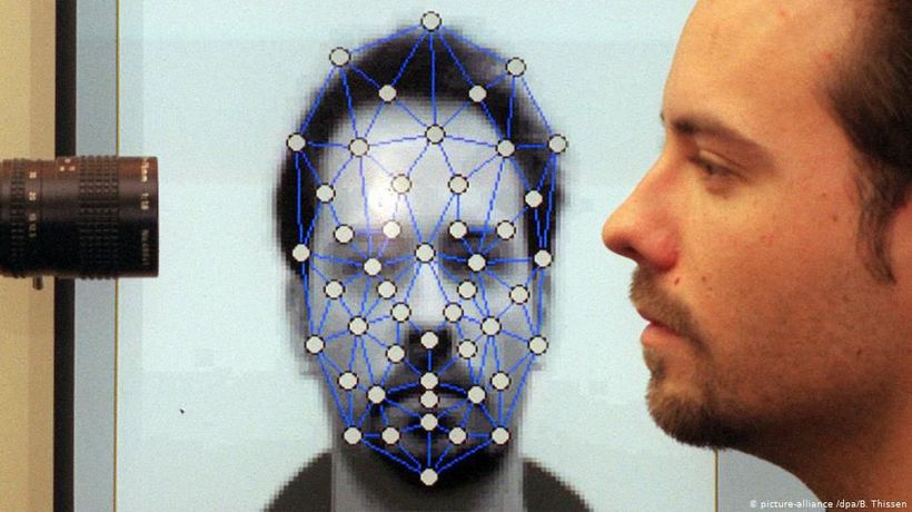 Facial-recognition court case in Britain