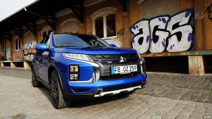 Test it!: Mitsubishi ASX