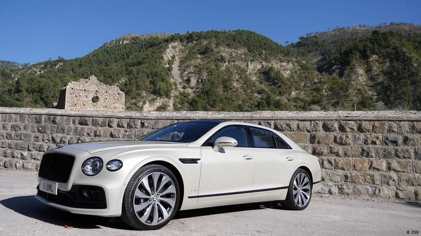 Present it!: Bentley Flying Spur