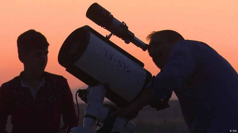 Turkey: the amateur astronomer of Diyarbakir