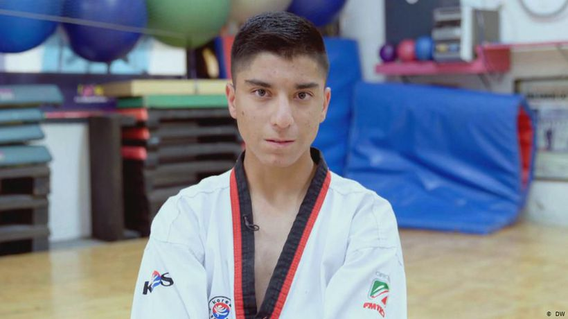 Global Teen: Martial arts fan from Mexico