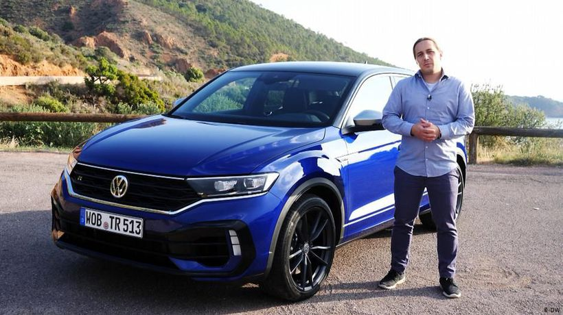 Present it: VW T-Roc R Crossover SUV