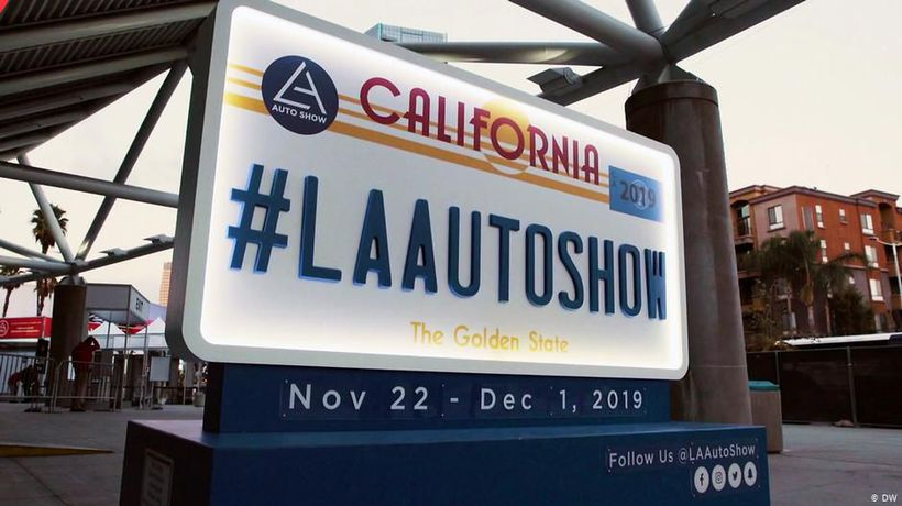 Examine it: the 2019 LA Auto Show