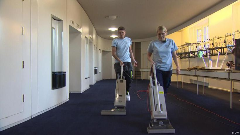 Competition - who is Germany's next top cleaner?