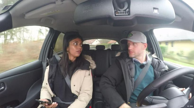 Car Lovers: Vaishali, Ronny and the Nissan Leaf