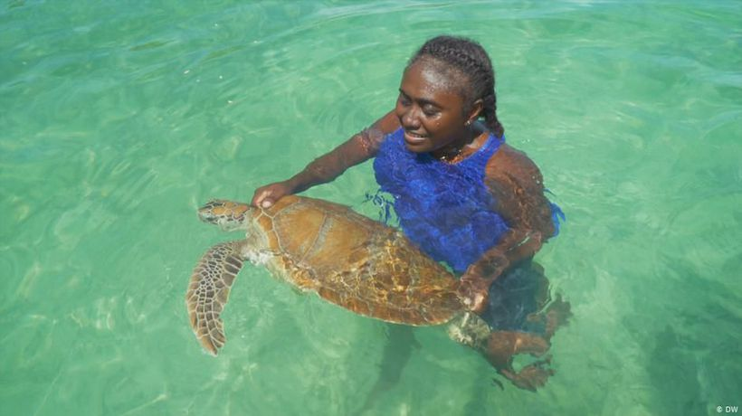 Solomon Islands: Protecting sea turtles