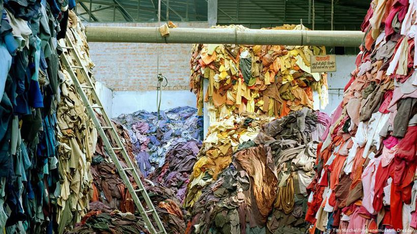 Fast fashion - where does it all end up?