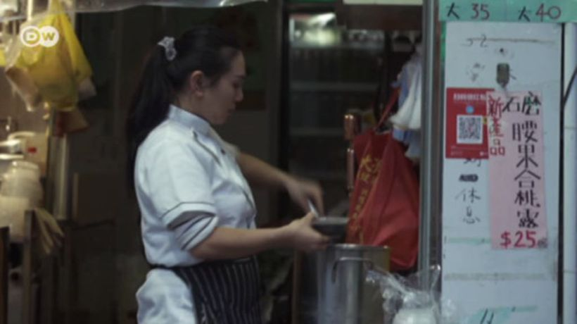 Hong Kong: Eating Out as a Political Statement