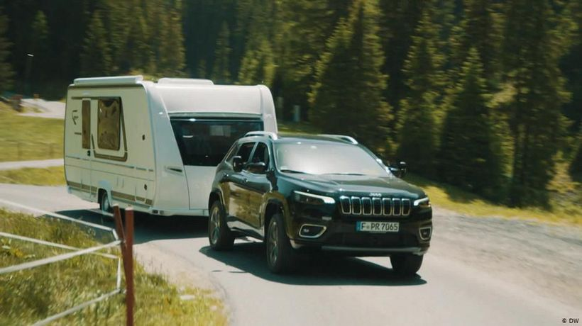 Challenge: Which SUV tows best?