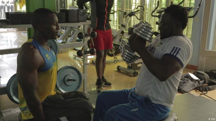 Rwanda: From street kid to Paralympian