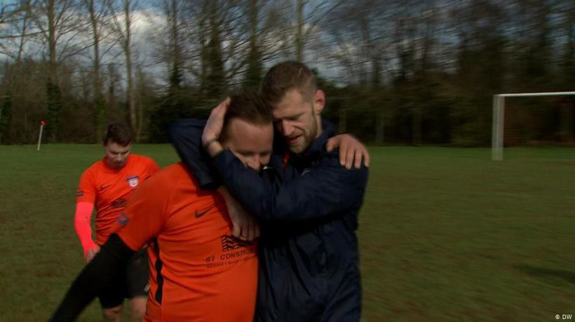 United Kingdom: The Football Team of Grieving Fathers