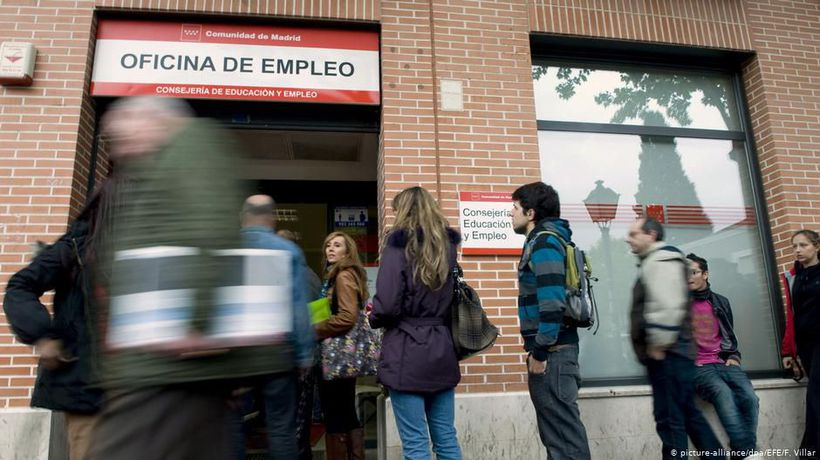 A generation in Spain with no future