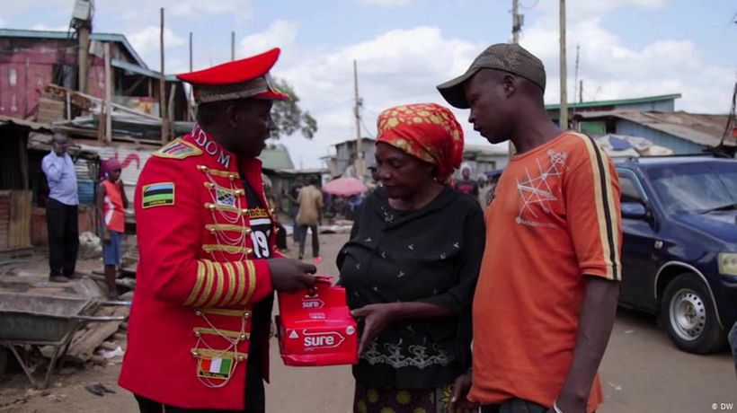 Kenya's king of condoms