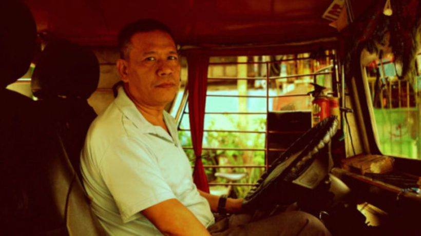 Roger - A Jeepney Driver in Manila