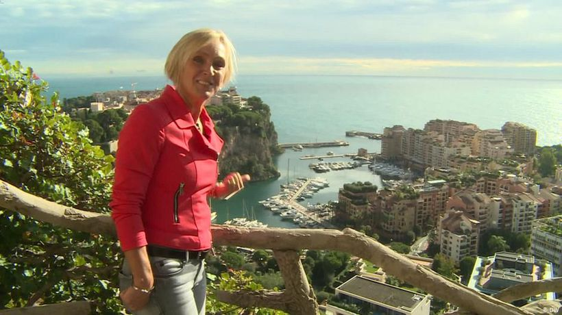 Monaco: A principality with a view