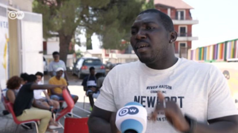 Italy: Blaming Refugees for Importing Corona