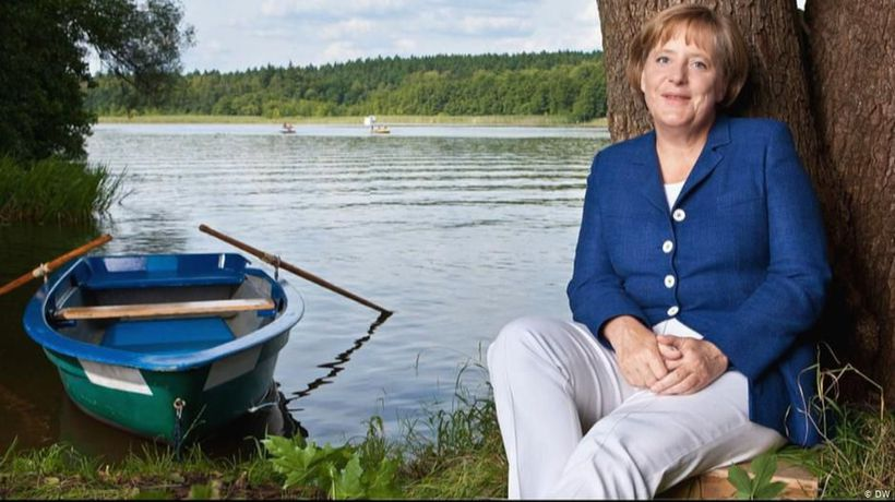 Angela Merkel's home turf: the Uckermark
